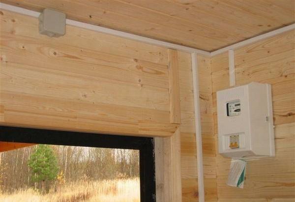 bære konstruksjon under hytte
