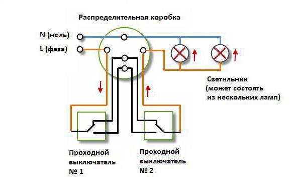İki anahtarlı düğmeyi doğru şekilde nasıl bağlarsınız