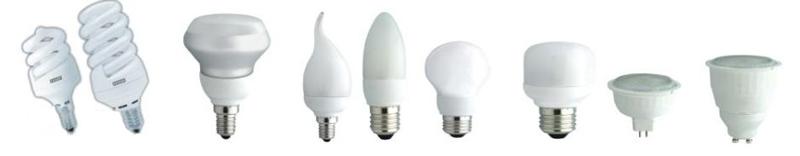 Lamba enerji tasarrufu - hangisini seçmek daha iyidir