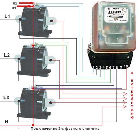 Правильная установка трансформаторов тока подключение электричества к южным сетям иркутск в садоводстве