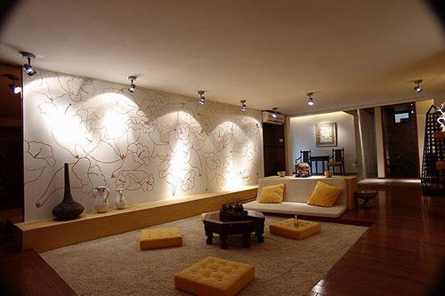 Le luci a led a soffitto sono un design. scegliamo le migliori